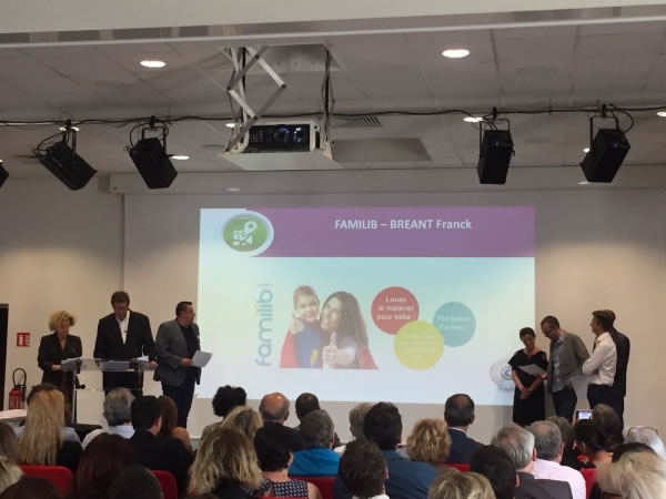 Delightful Familib, Lauréate Of The 2018 Trade, Services And Tourism Trophy. The  Chamber Of Commerce And Industry Of Seine Et Marne, France, Rewards Familib  For Its ...